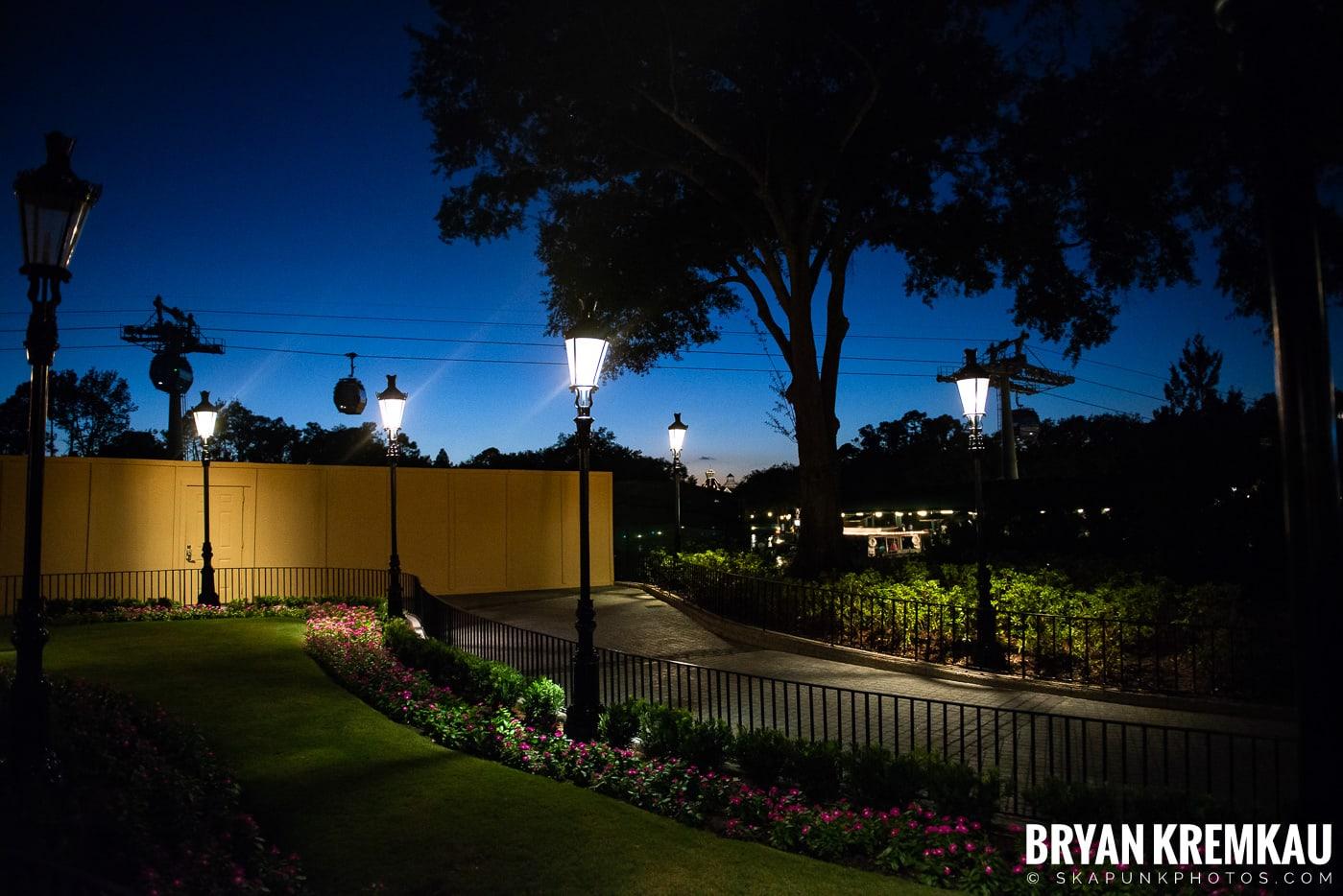 Walt Disney World Vacation: Day 4 (Epcot) October 2nd 2019 (18)