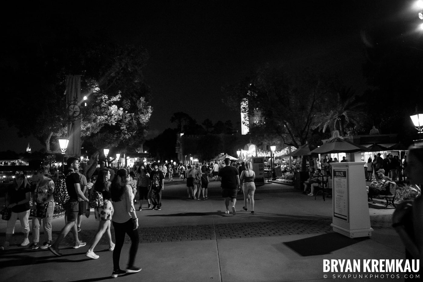 Walt Disney World Vacation: Day 4 (Epcot) October 2nd 2019 (13)