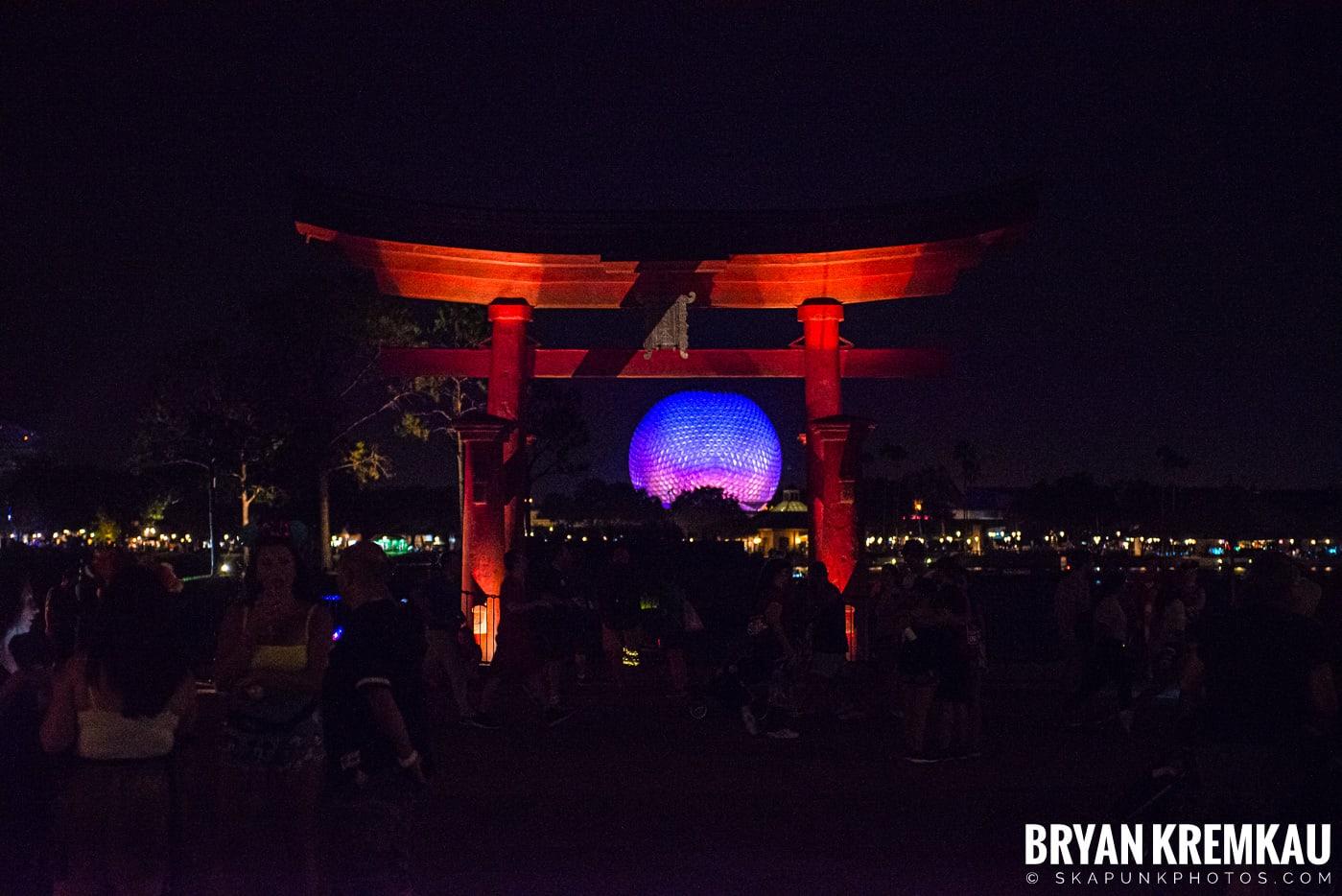 Walt Disney World Vacation: Day 4 (Epcot) October 2nd 2019 (9)