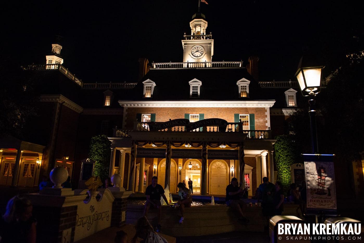 Walt Disney World Vacation: Day 4 (Epcot) October 2nd 2019 (7)