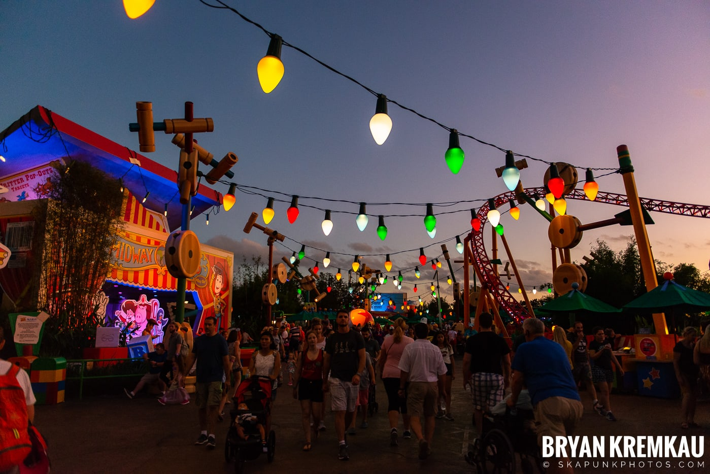 Walt Disney World Vacation: Day 5 (Animal Kingdom / Disney's Hollywood Studios) - 10.3.19 (43)