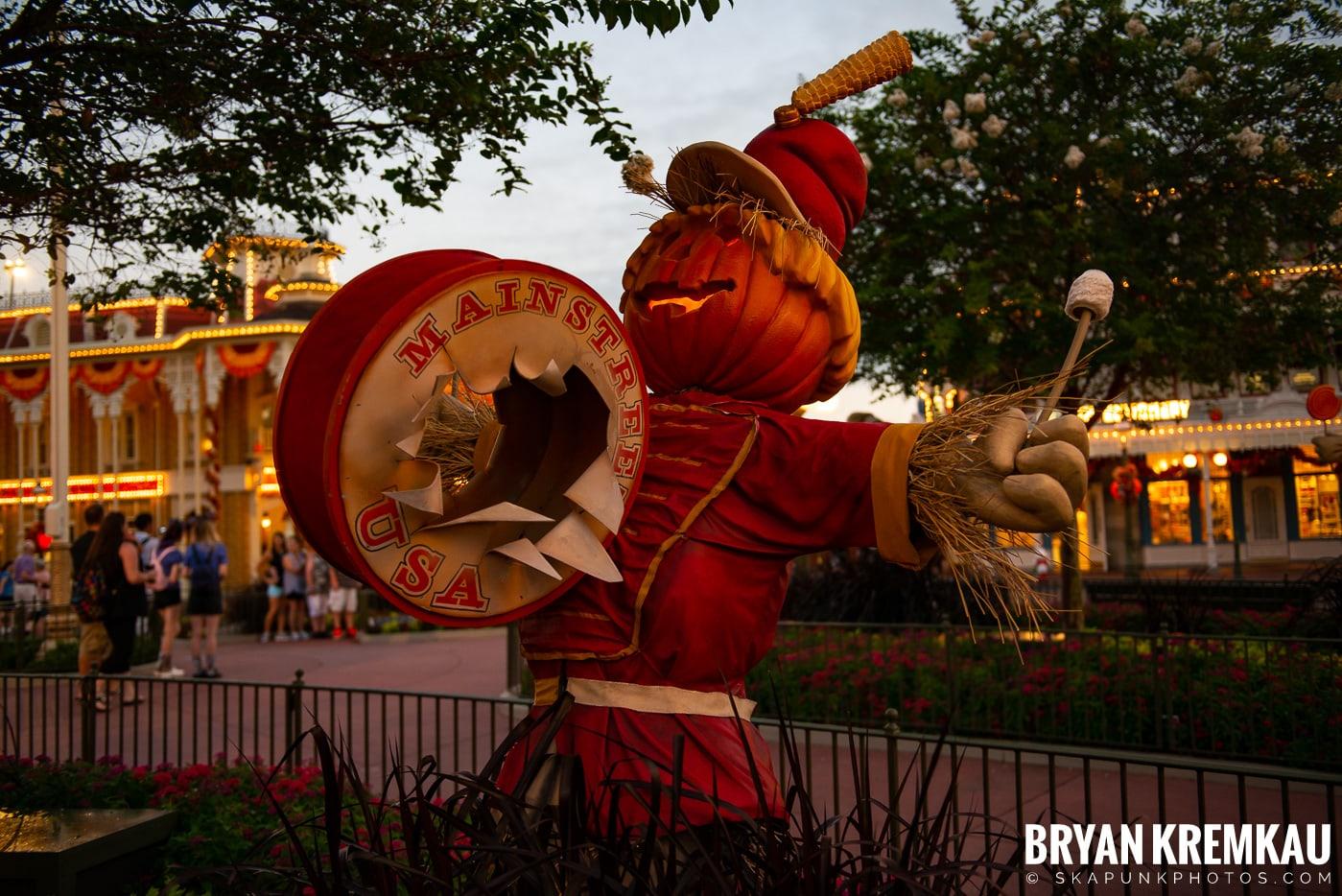 Walt Disney World Vacation: Day 6 (Magic Kingdom, Epcot, Disney's Hollywood Studios) - 10.4.19 (50)