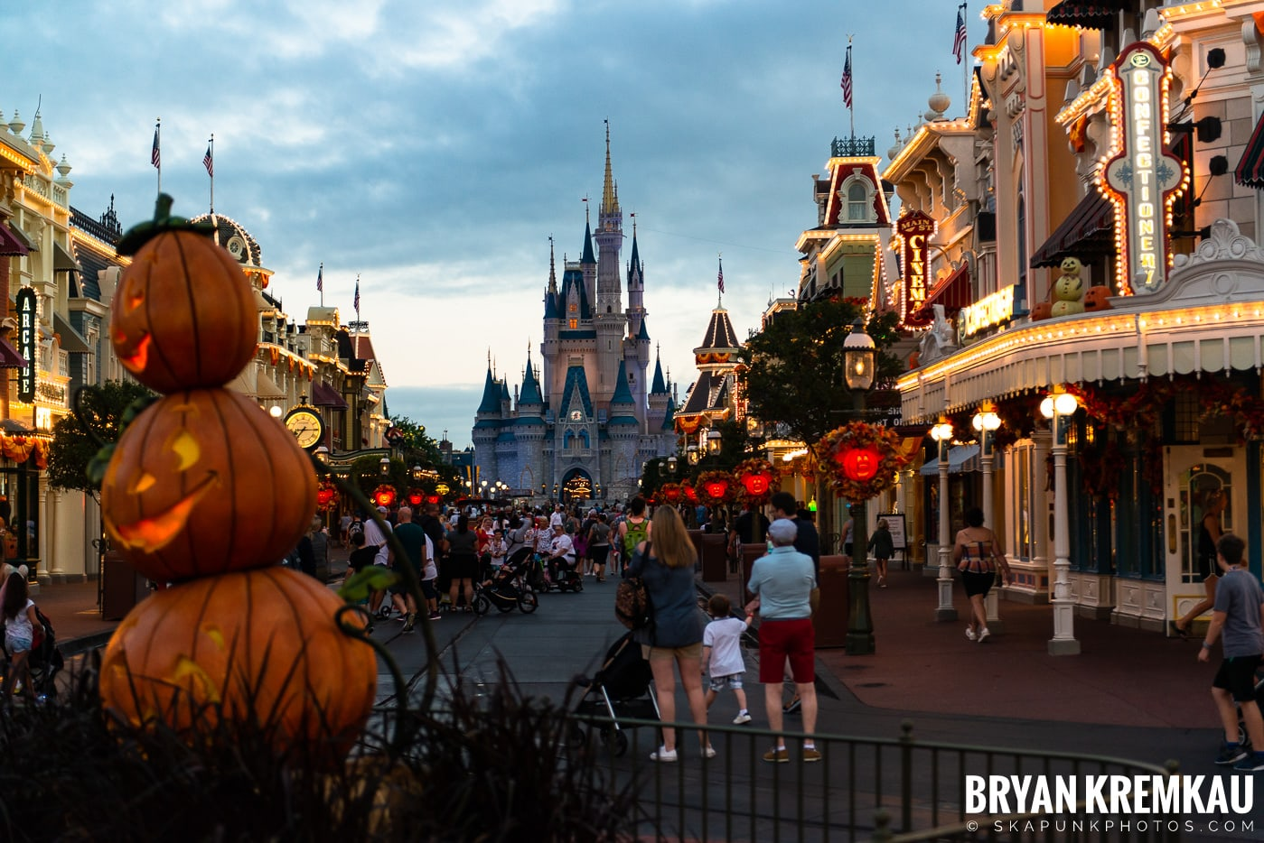 Walt Disney World Vacation: Day 6 (Magic Kingdom, Epcot, Disney's Hollywood Studios) - 10.4.19 (46)