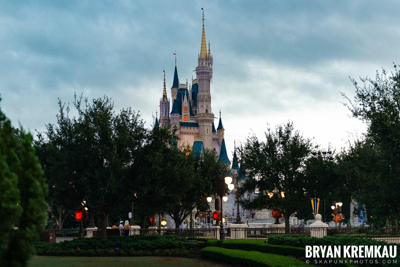 Walt Disney World Vacation: Day 6 (Magic Kingdom, Epcot, Disney's Hollywood Studios) - 10.4.19 (43)
