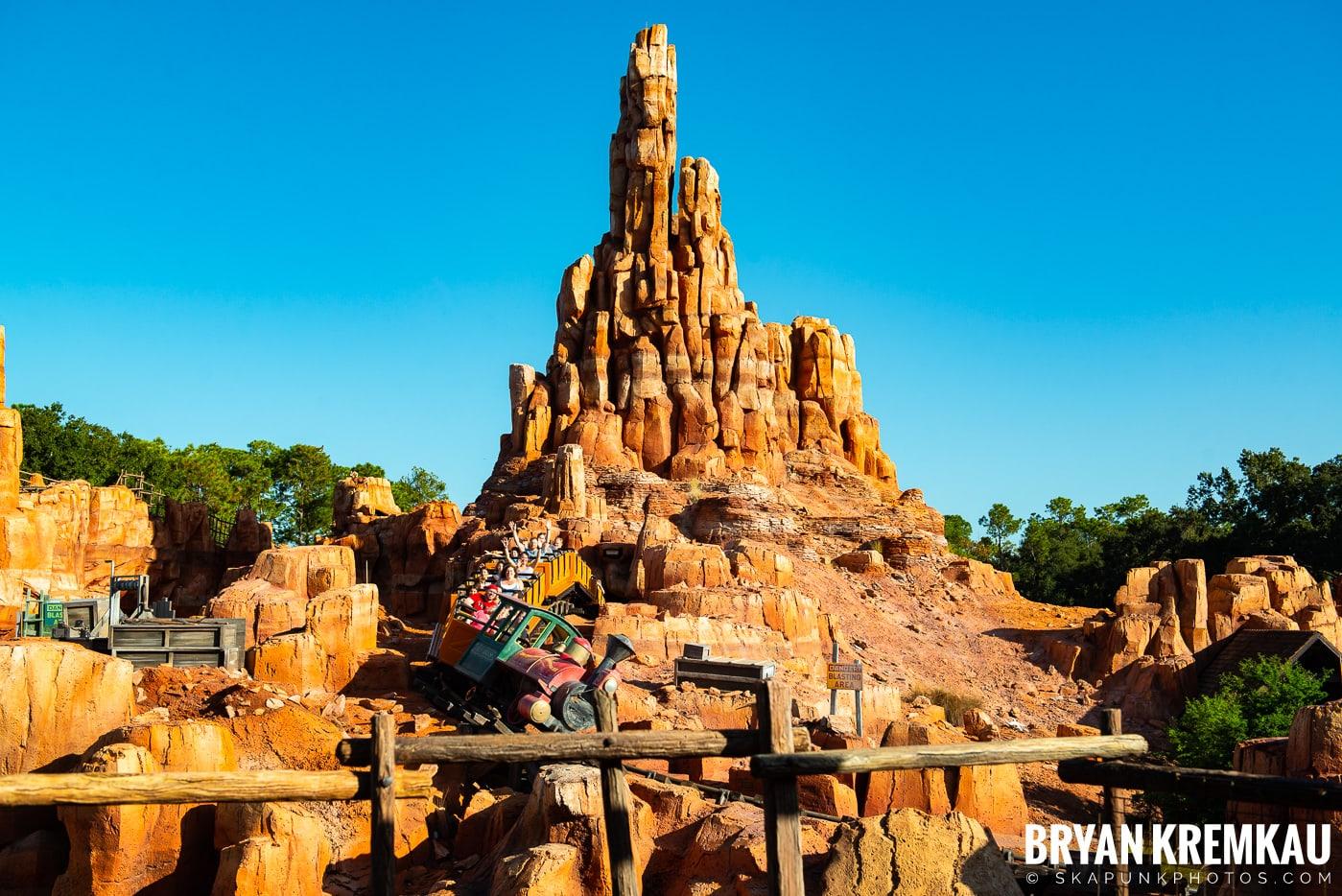 Walt Disney World Vacation: Day 6 (Magic Kingdom, Epcot, Disney's Hollywood Studios) - 10.4.19 (34)