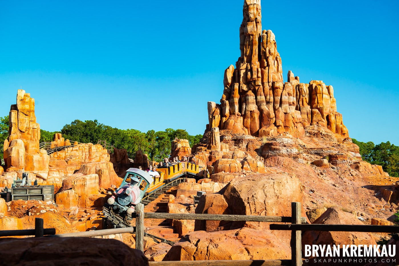 Walt Disney World Vacation: Day 6 (Magic Kingdom, Epcot, Disney's Hollywood Studios) - 10.4.19 (33)