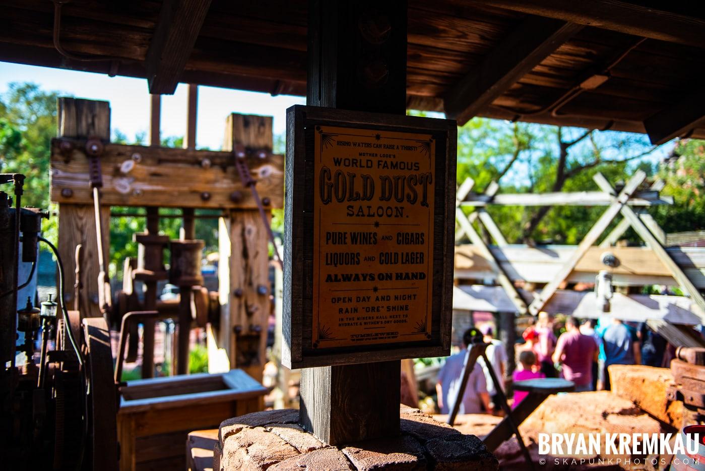 Walt Disney World Vacation: Day 6 (Magic Kingdom, Epcot, Disney's Hollywood Studios) - 10.4.19 (32)