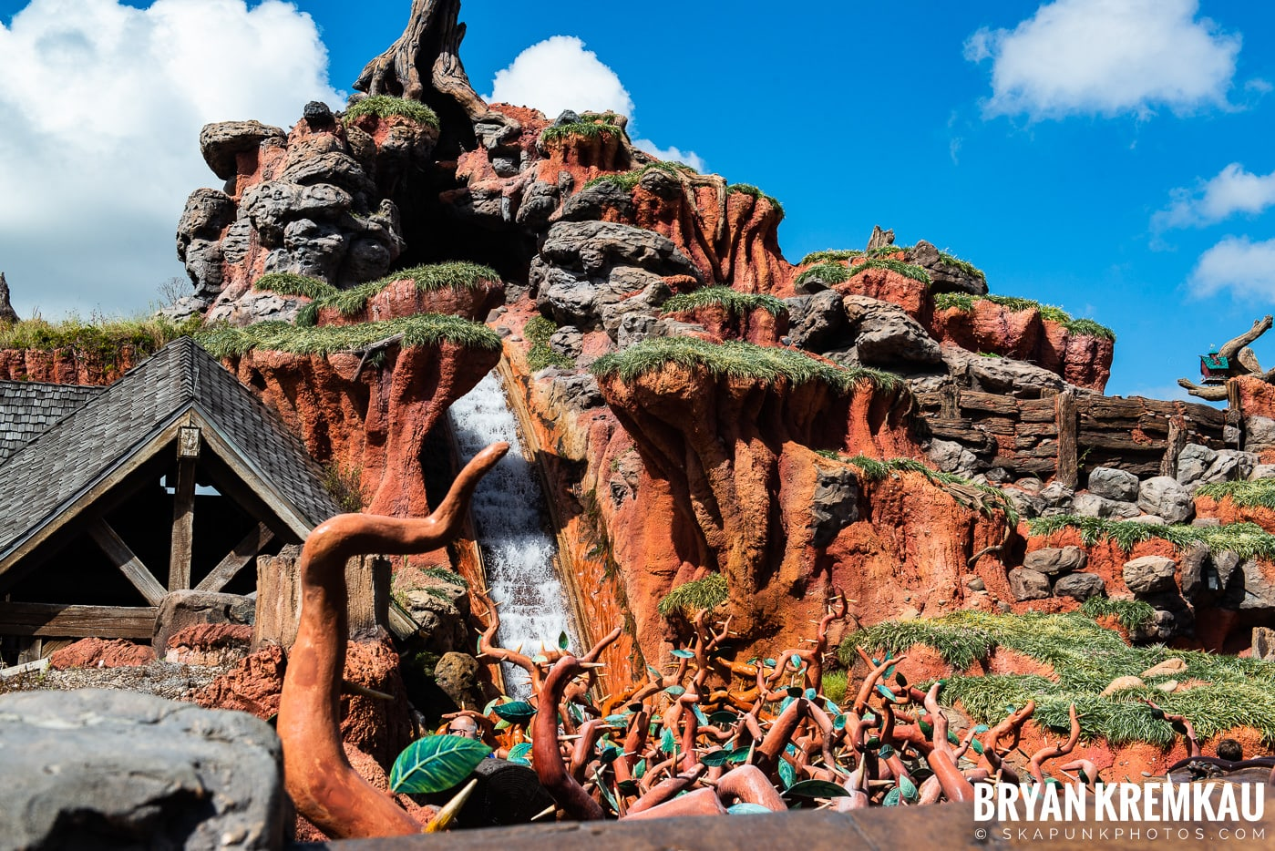 Walt Disney World Vacation: Day 6 (Magic Kingdom, Epcot, Disney's Hollywood Studios) - 10.4.19 (31)