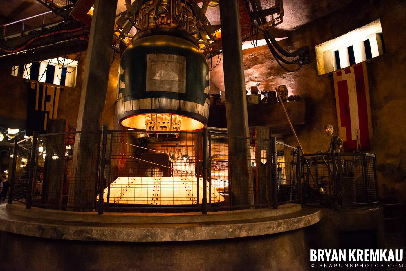 Walt Disney World Vacation: Day 6 (Magic Kingdom, Epcot, Disney's Hollywood Studios) - 10.4.19 (23)