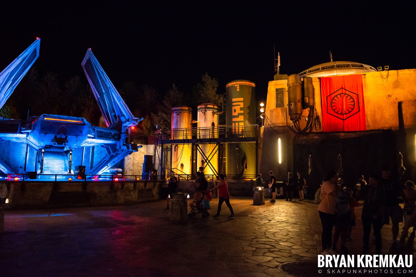 Walt Disney World Vacation: Day 6 (Magic Kingdom, Epcot, Disney's Hollywood Studios) - 10.4.19 (8)