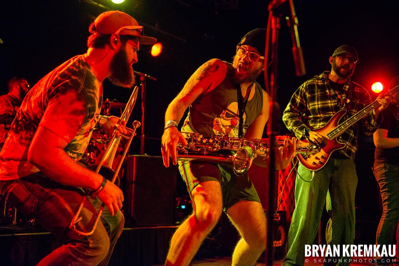 Backyard Superheroes @ Skanksgiving, Starland Ballroom, Sayreville, NJ - 11.30.19 (21)