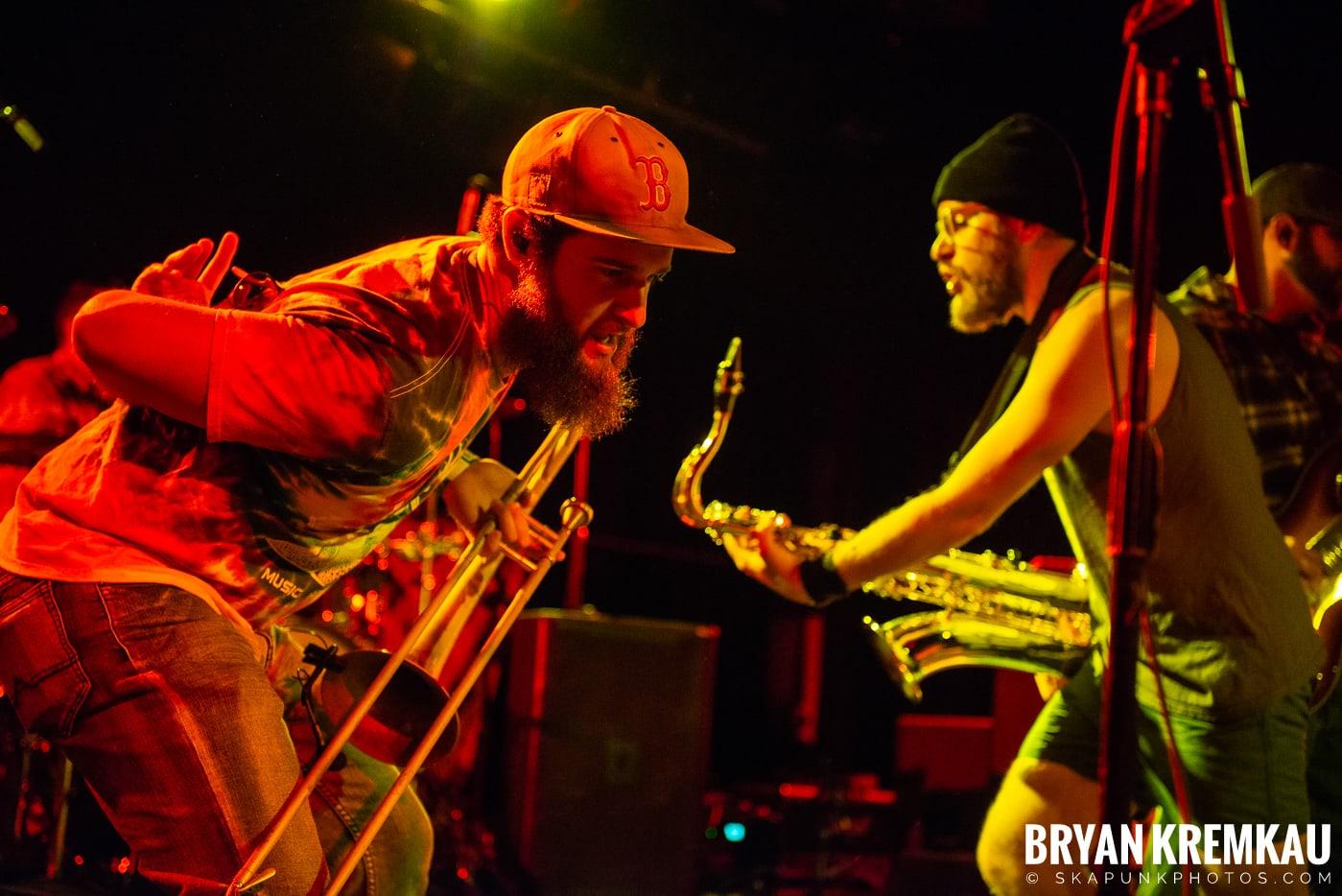 Backyard Superheroes @ Skanksgiving, Starland Ballroom, Sayreville, NJ - 11.30.19 (20)