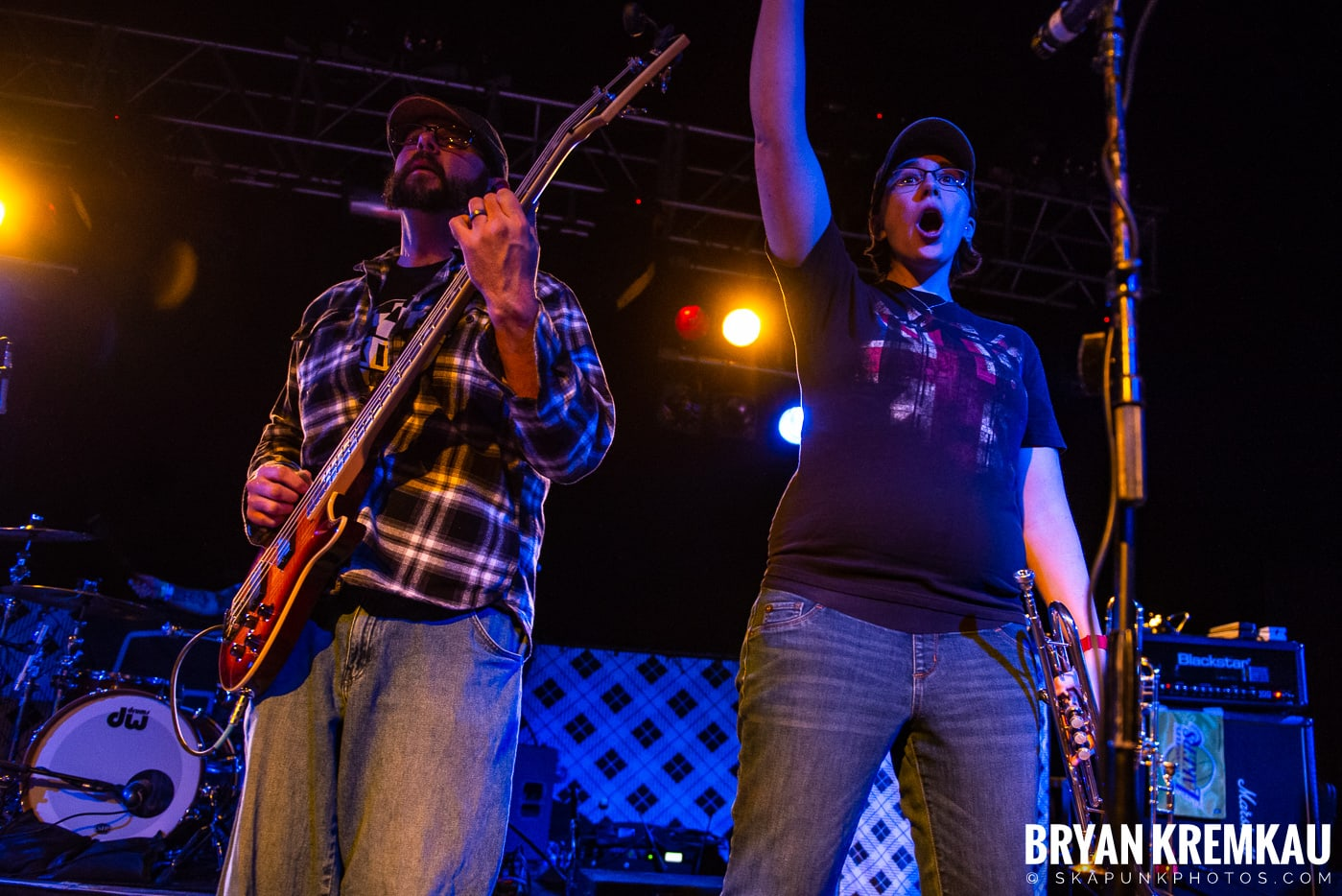 Backyard Superheroes @ Skanksgiving, Starland Ballroom, Sayreville, NJ - 11.30.19 (14)