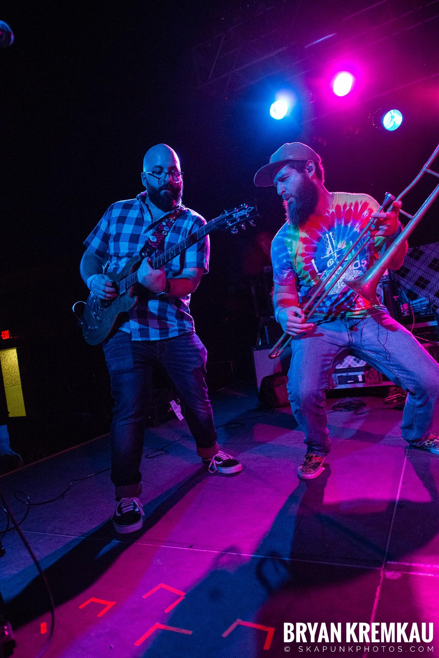 Backyard Superheroes @ Skanksgiving, Starland Ballroom, Sayreville, NJ - 11.30.19 (4)