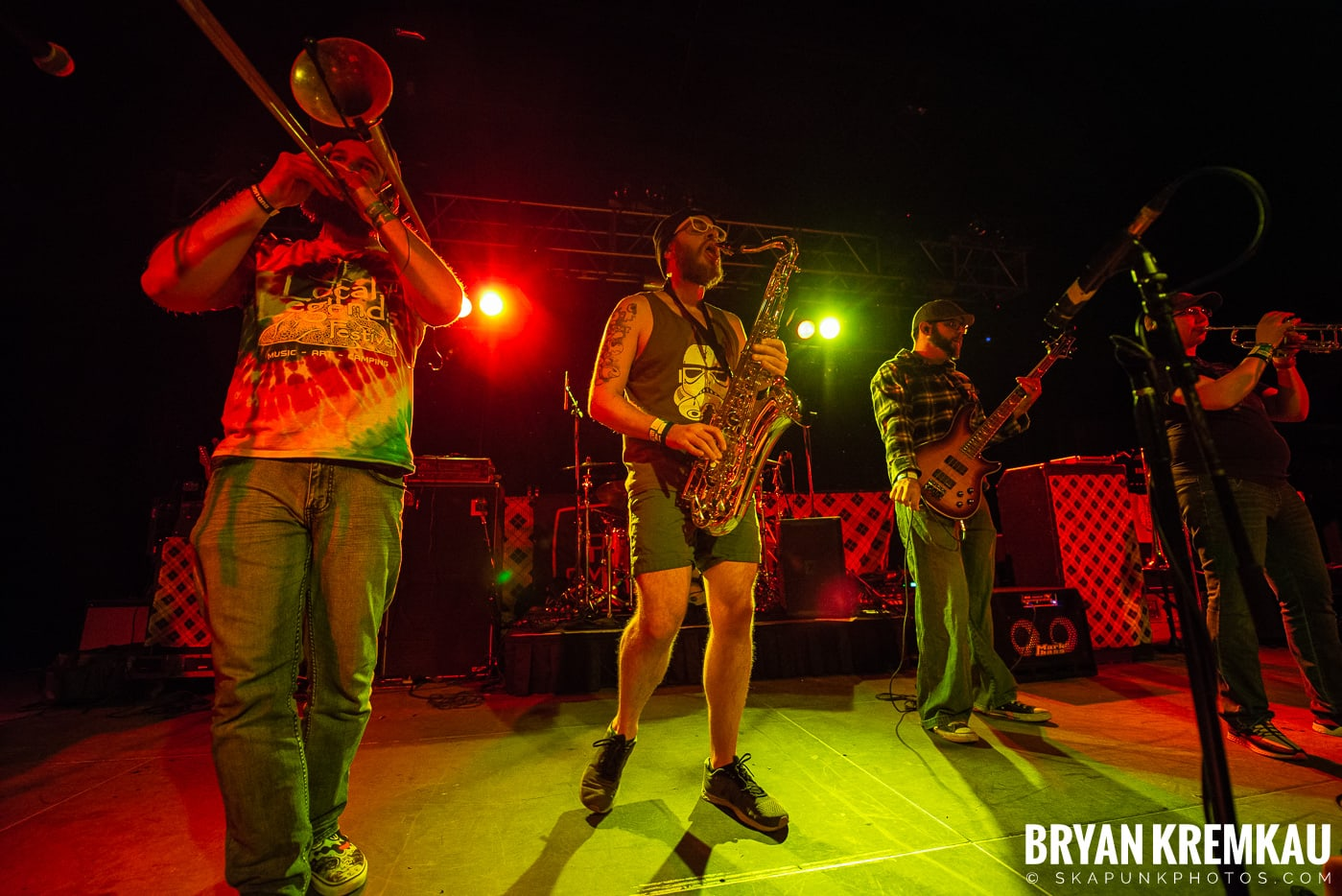 Backyard Superheroes @ Skanksgiving, Starland Ballroom, Sayreville, NJ - 11.30.19 (1)