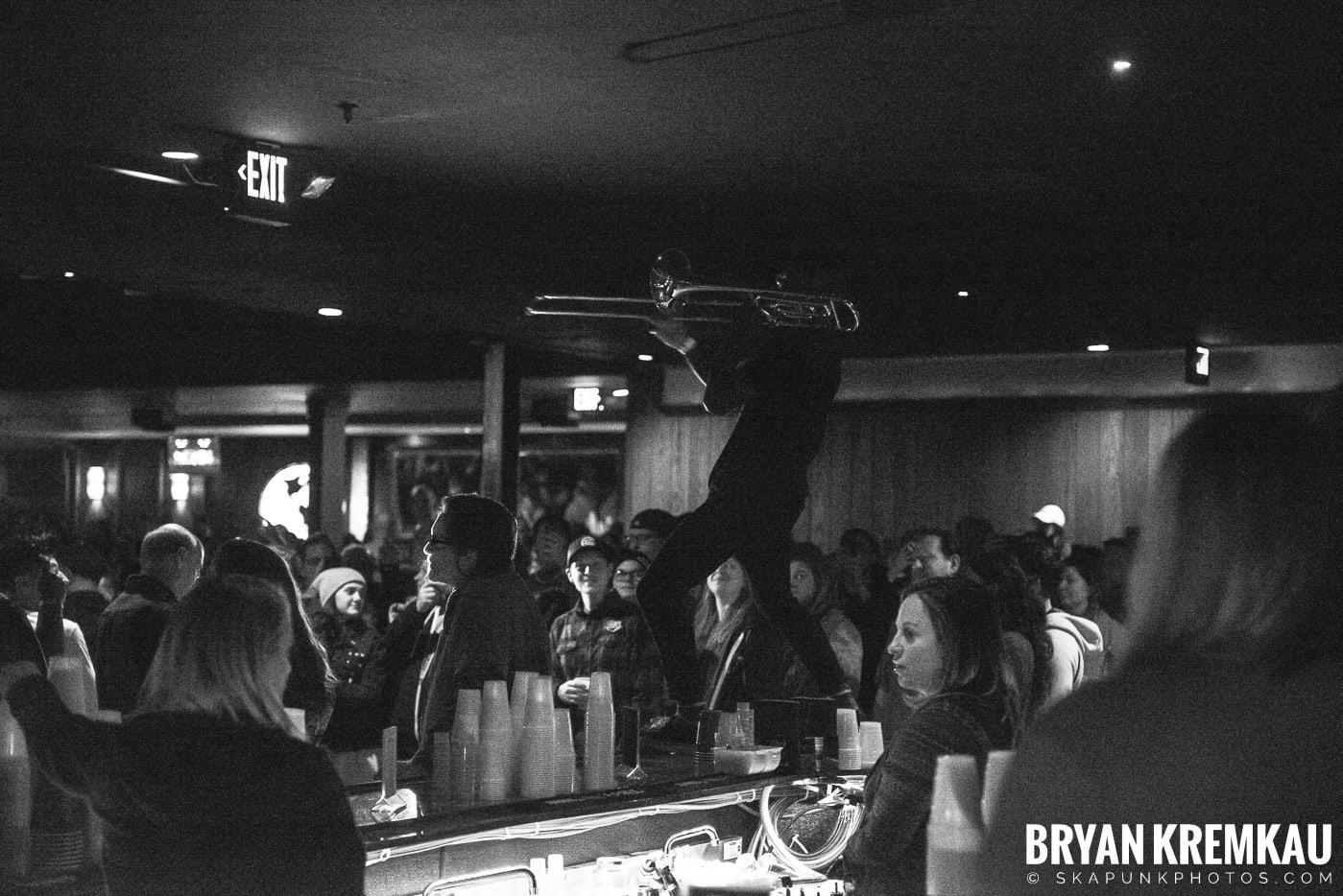 Kill Lincoln @ Skanksgiving, Starland Ballroom, Sayreville, NJ - 11.30.19 (1)