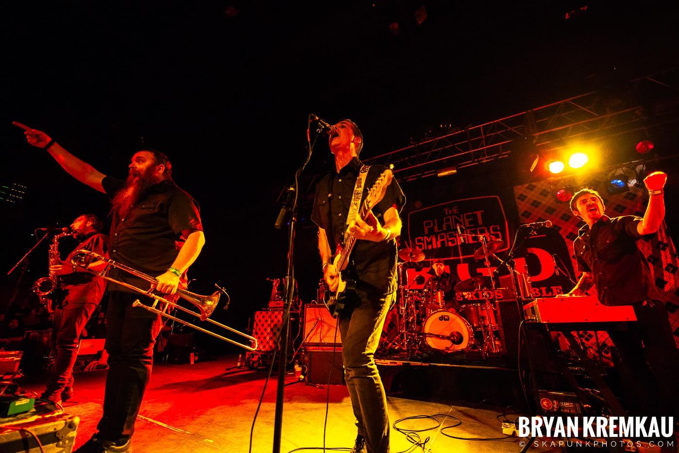 The Planet Smashers @ Skanksgiving, Starland Ballroom, Sayreville, NJ - 11.30.19 (18)