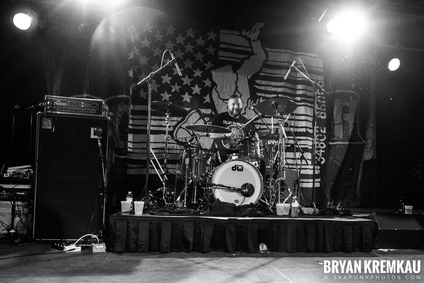 The Suicide Machines @ Skanksgiving, Starland Ballroom, Sayreville, NJ - 11.30.19 (10)