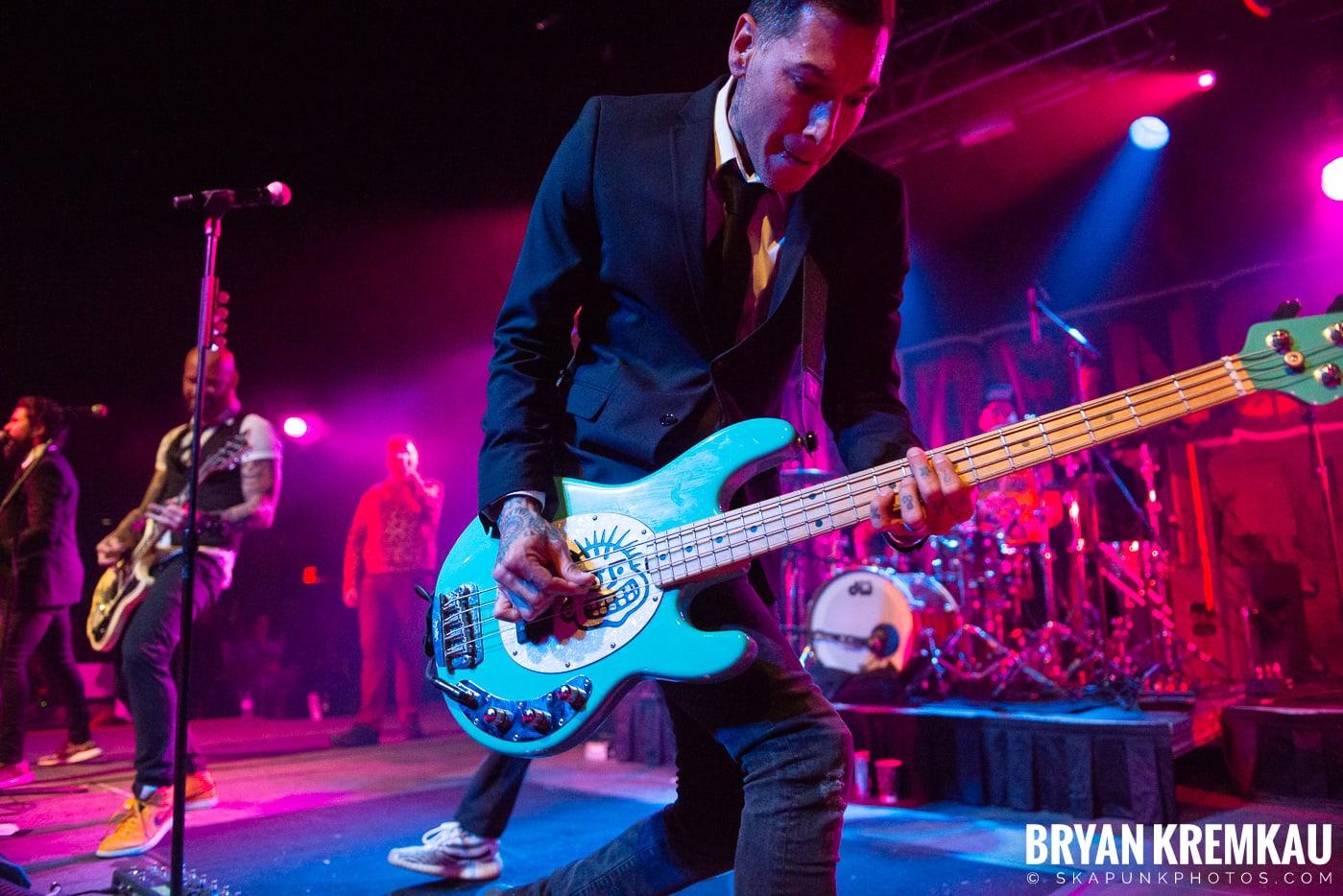 Goldfinger @ Skanksgiving, Starland Ballroom, Sayreville, NJ - 11.30.19 (3)