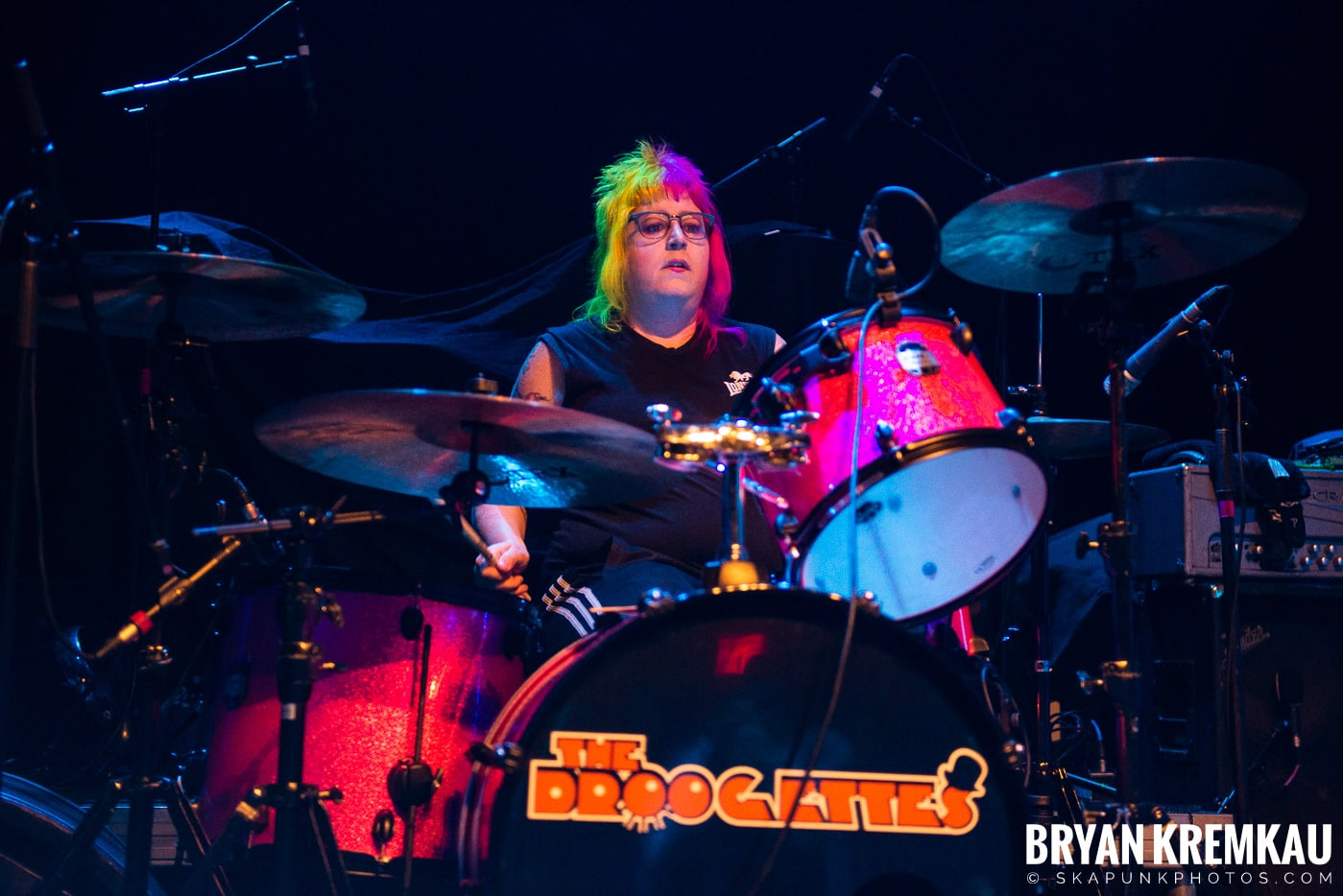 The Droogettes @ Gramercy Theatre, NYC - 1.16.20 (18)