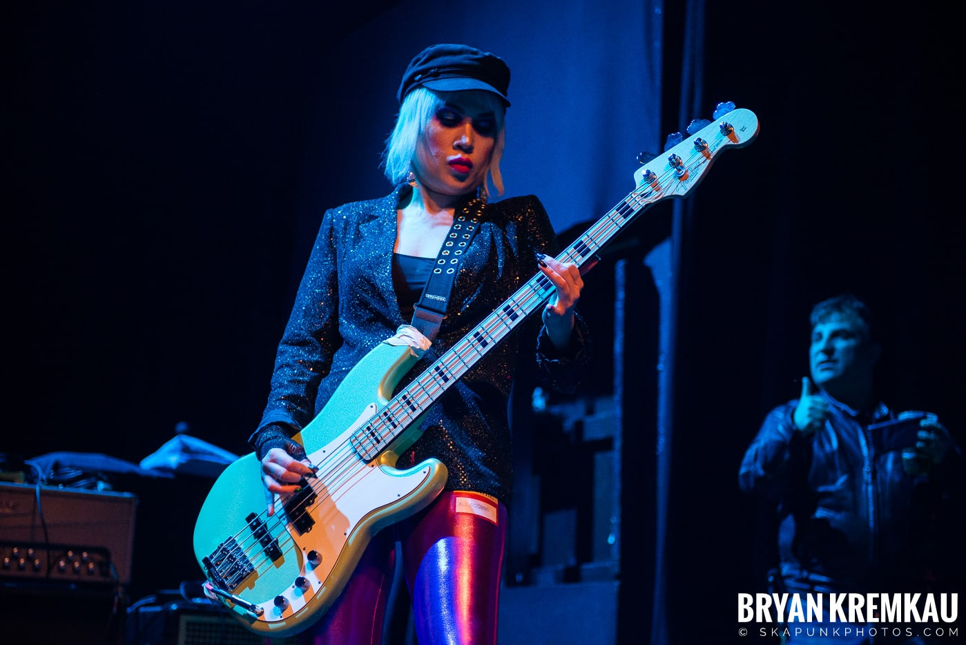 The Droogettes @ Gramercy Theatre, NYC - 1.16.20 (17)