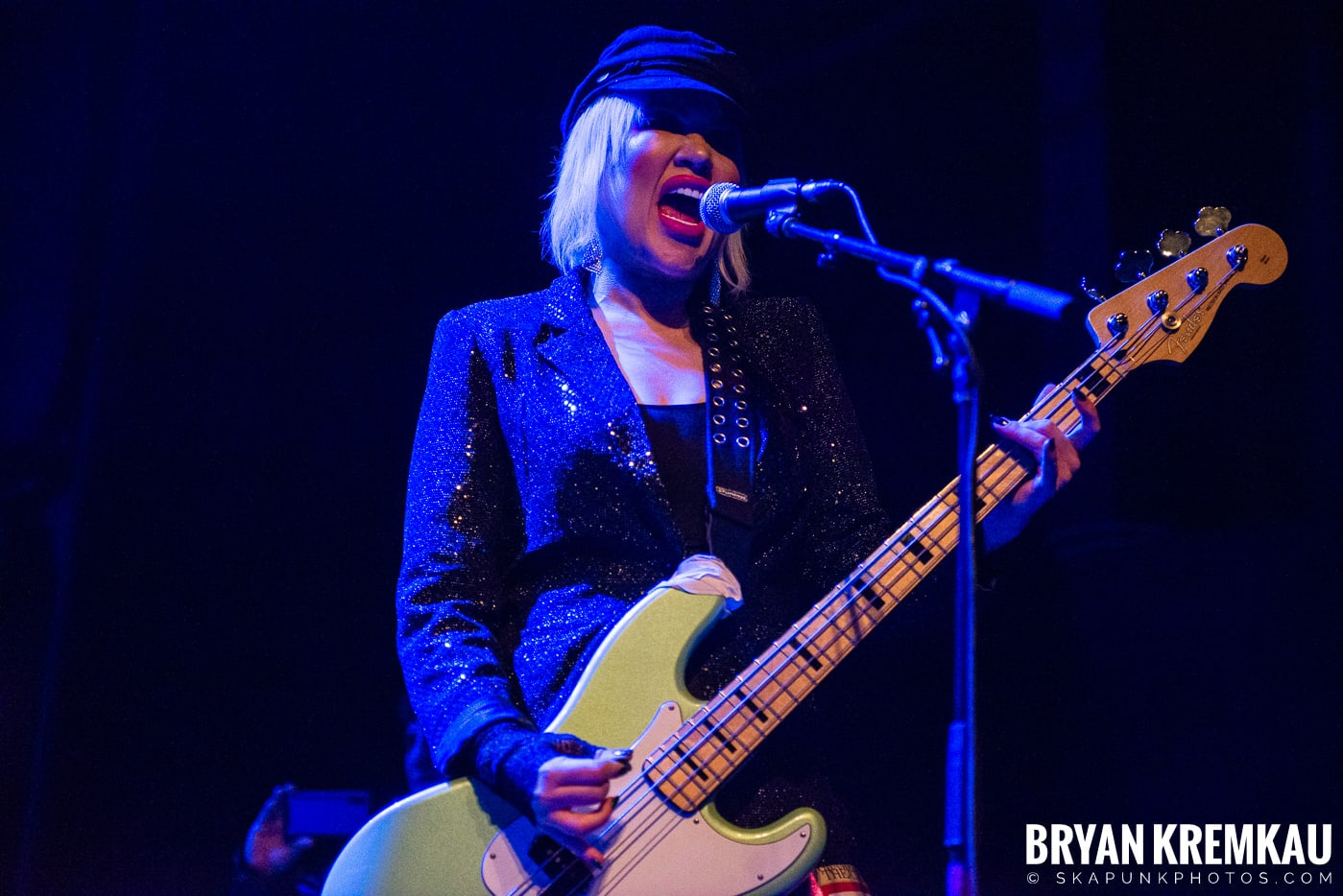 The Droogettes @ Gramercy Theatre, NYC - 1.16.20 (4)