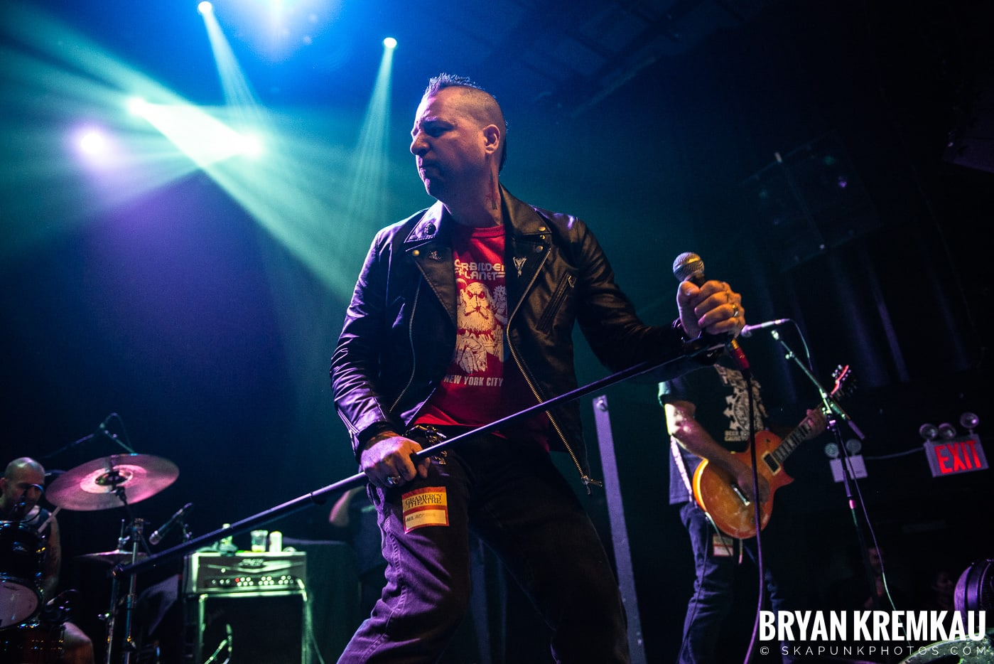 The Krays @ Gramercy Theatre, NYC - 1.16.20 (17)