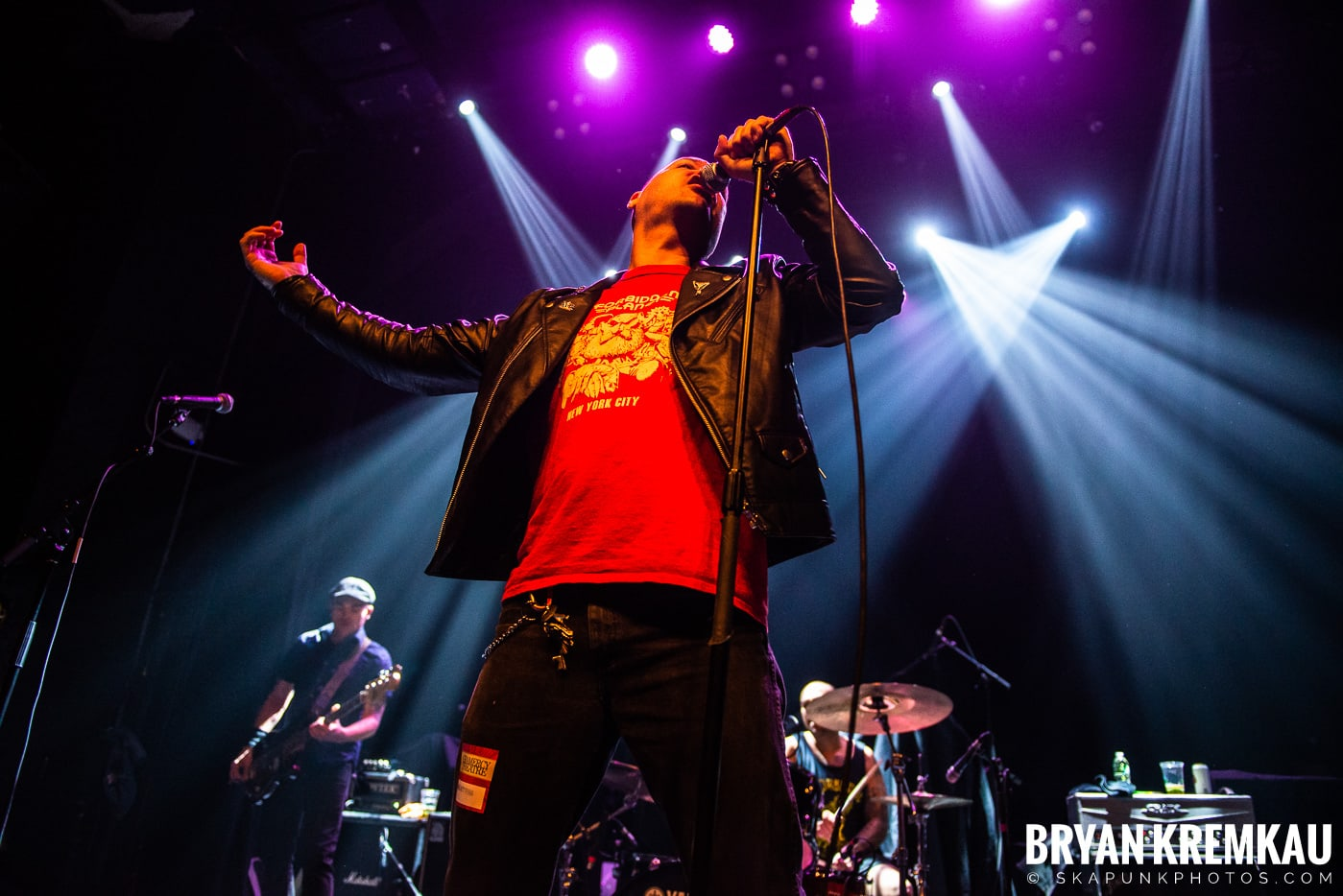 The Krays @ Gramercy Theatre, NYC - 1.16.20 (7)