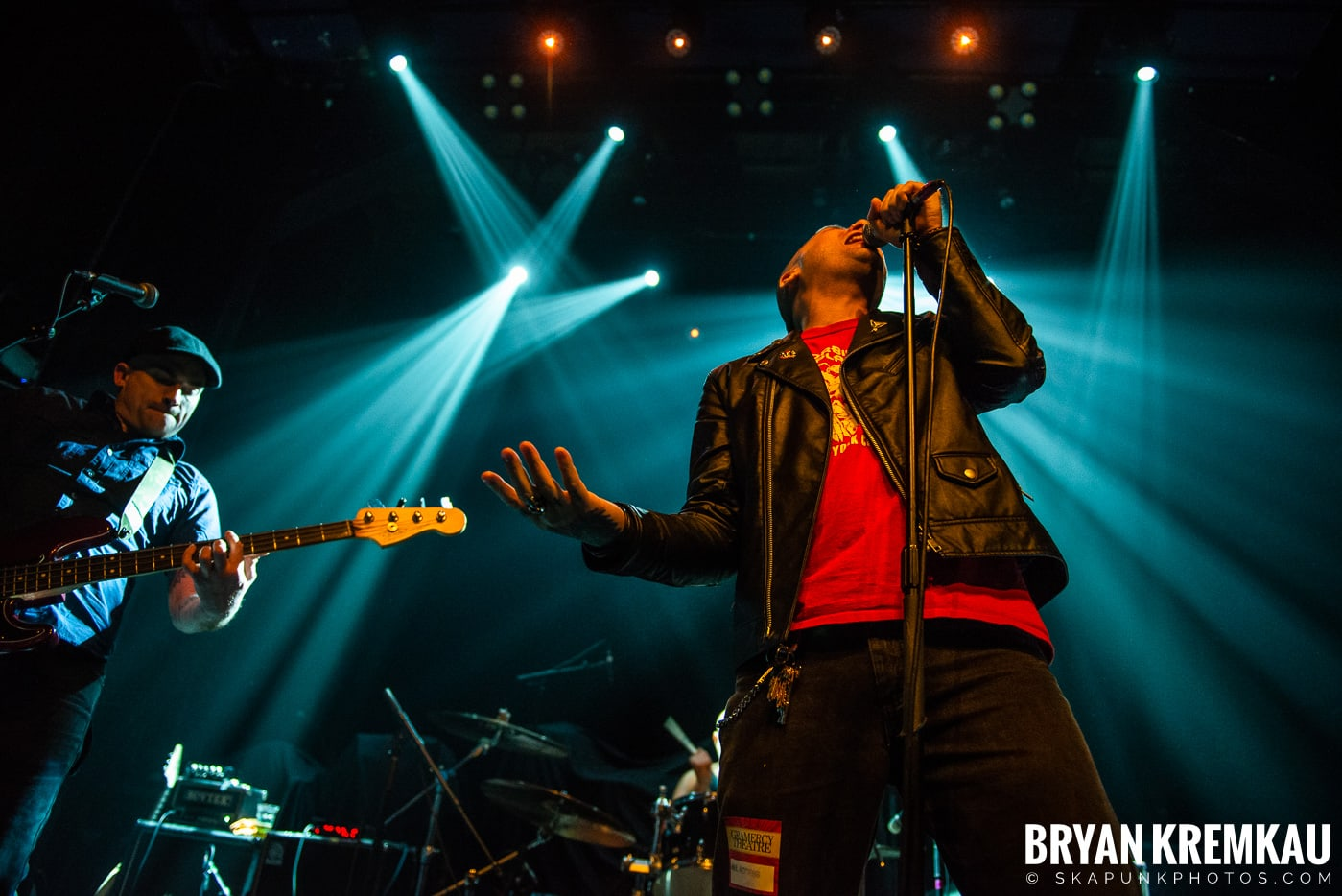 The Krays @ Gramercy Theatre, NYC - 1.16.20 (3)