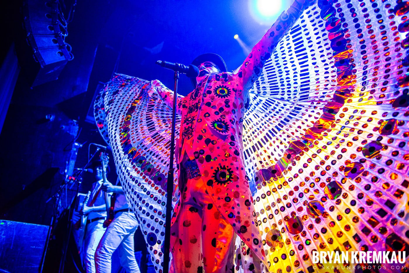 The Adicts @ Gramercy Theatre, NYC - 1.16.20 (86)