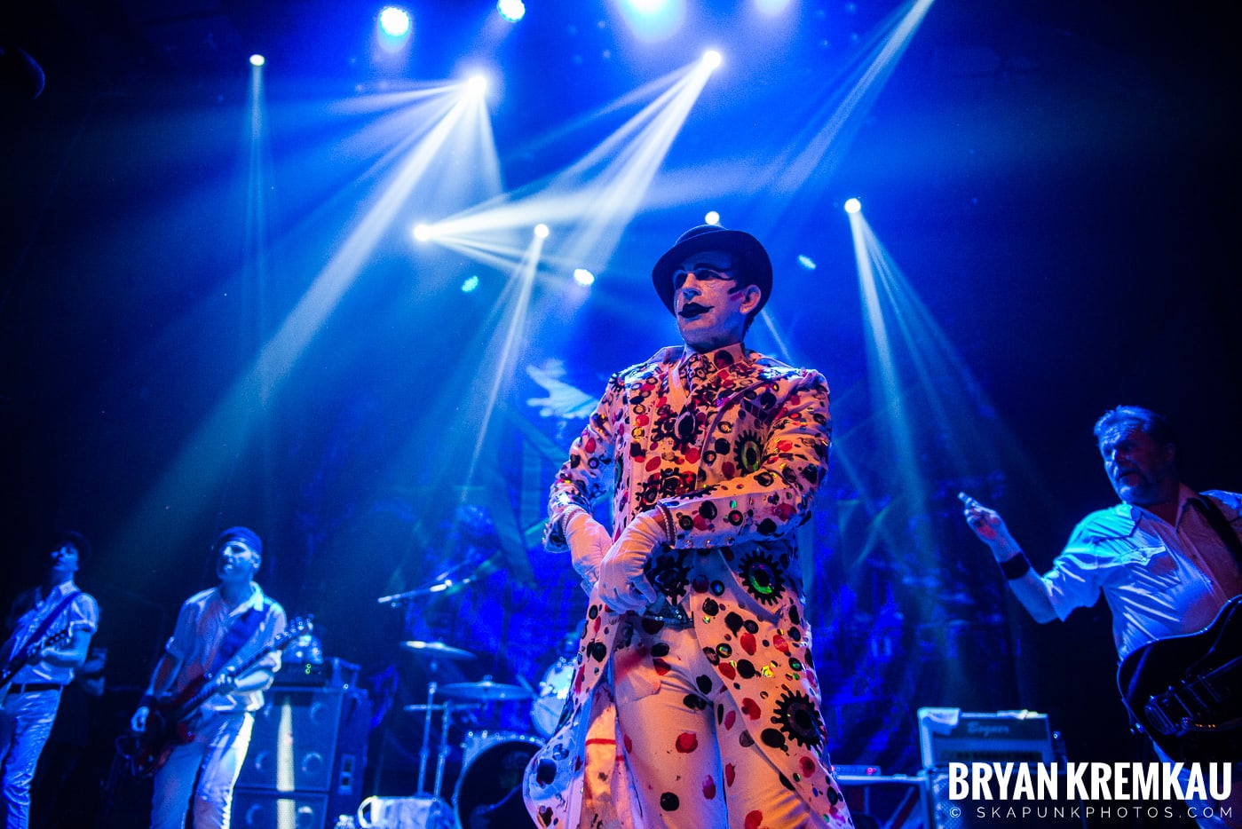 The Adicts @ Gramercy Theatre, NYC - 1.16.20 (77)