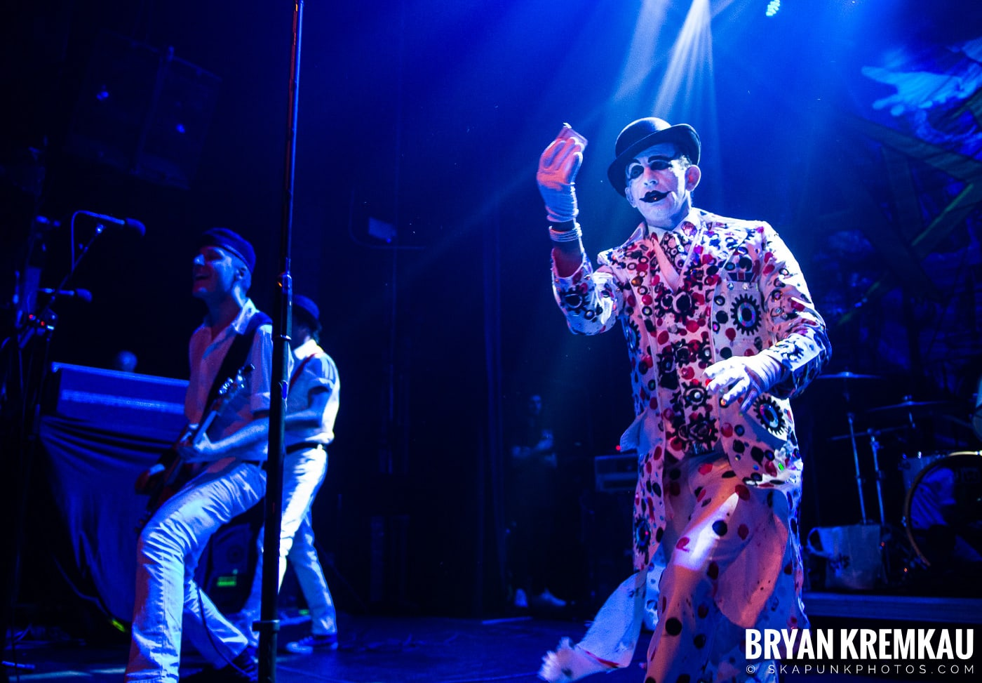 The Adicts @ Gramercy Theatre, NYC - 1.16.20 (76)