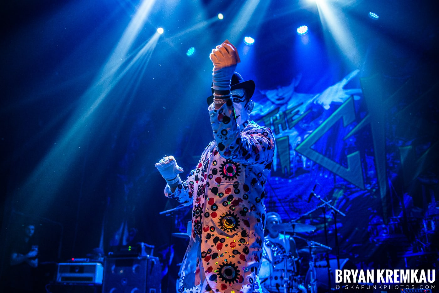 The Adicts @ Gramercy Theatre, NYC - 1.16.20 (75)