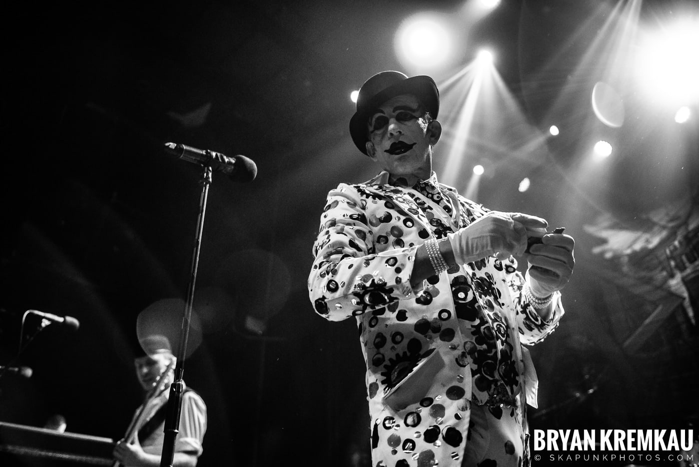 The Adicts @ Gramercy Theatre, NYC - 1.16.20 (74)