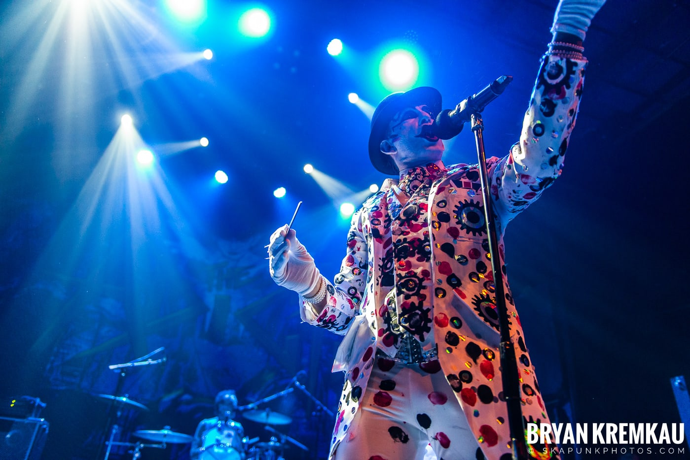 The Adicts @ Gramercy Theatre, NYC - 1.16.20 (73)