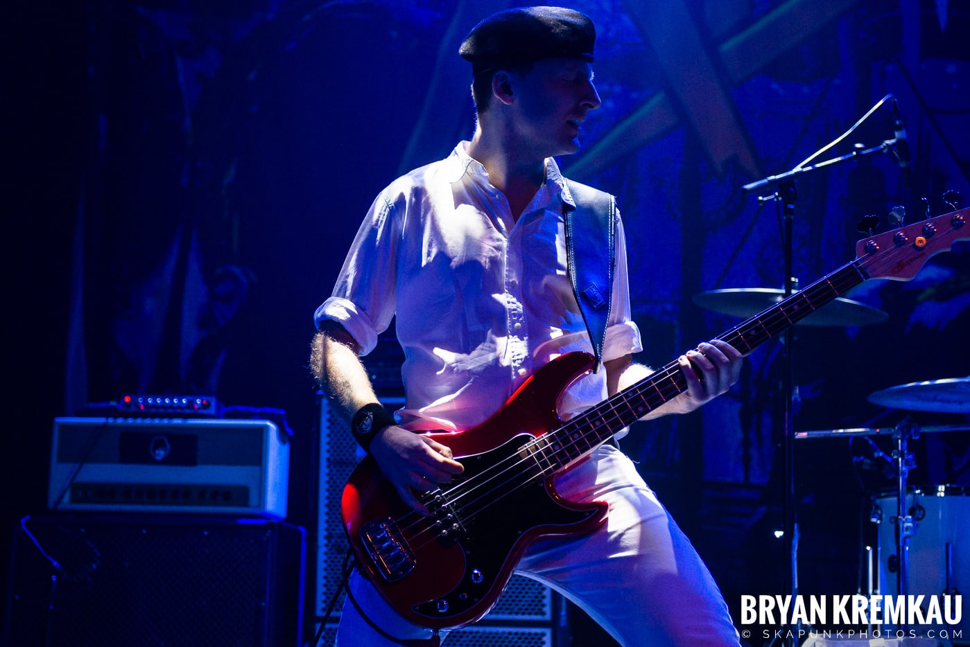The Adicts @ Gramercy Theatre, NYC - 1.16.20 (68)