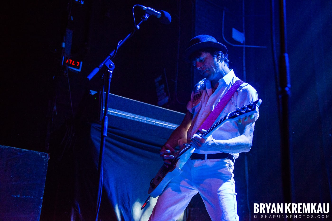 The Adicts @ Gramercy Theatre, NYC - 1.16.20 (67)