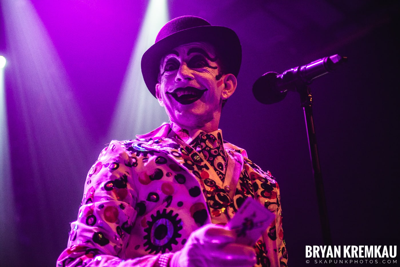 The Adicts @ Gramercy Theatre, NYC - 1.16.20 (64)