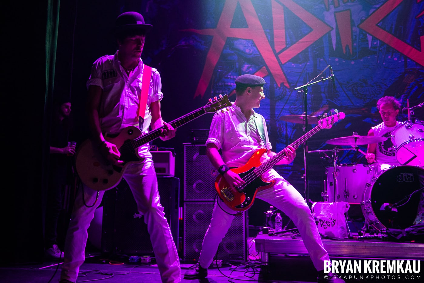 The Adicts @ Gramercy Theatre, NYC - 1.16.20 (62)