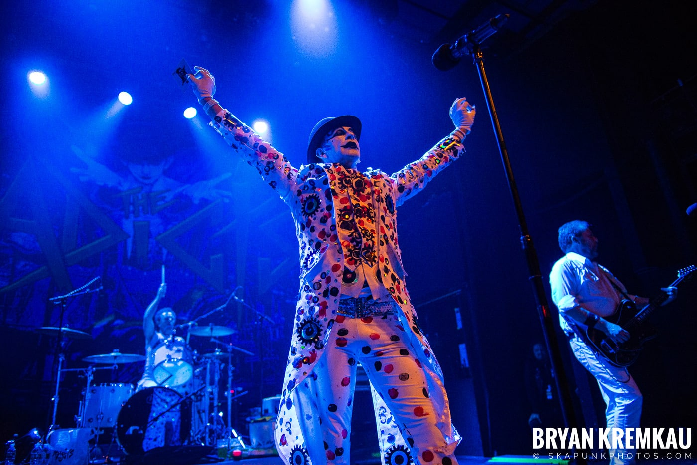 The Adicts @ Gramercy Theatre, NYC - 1.16.20 (59)