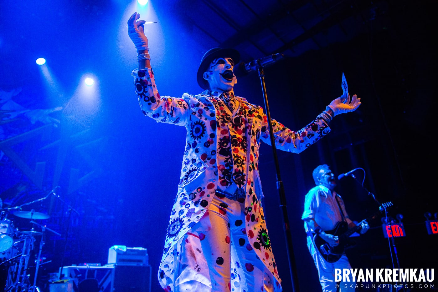 The Adicts @ Gramercy Theatre, NYC - 1.16.20 (57)
