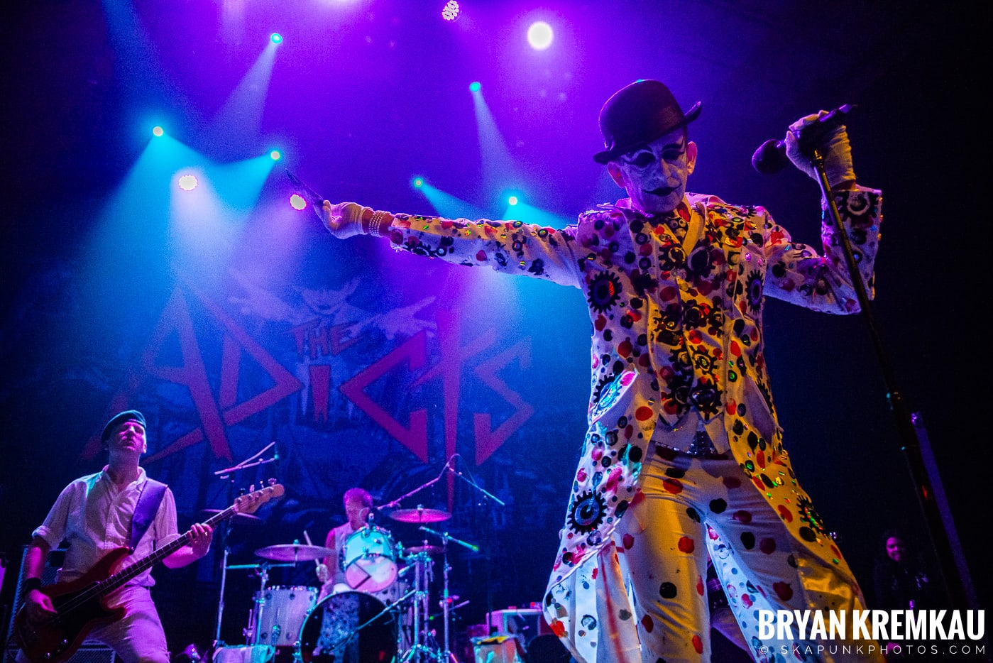 The Adicts @ Gramercy Theatre, NYC - 1.16.20 (54)