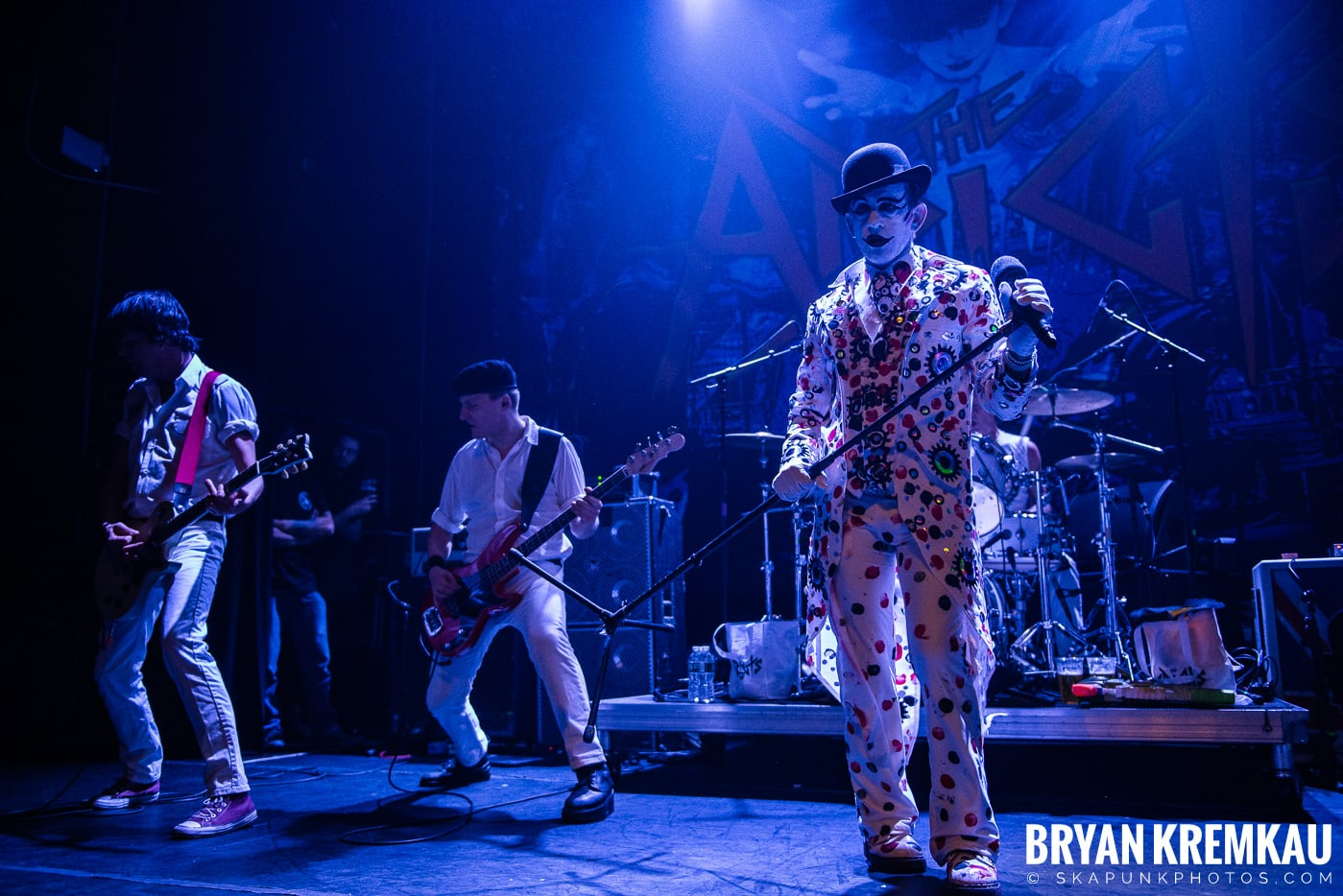 The Adicts @ Gramercy Theatre, NYC - 1.16.20 (52)