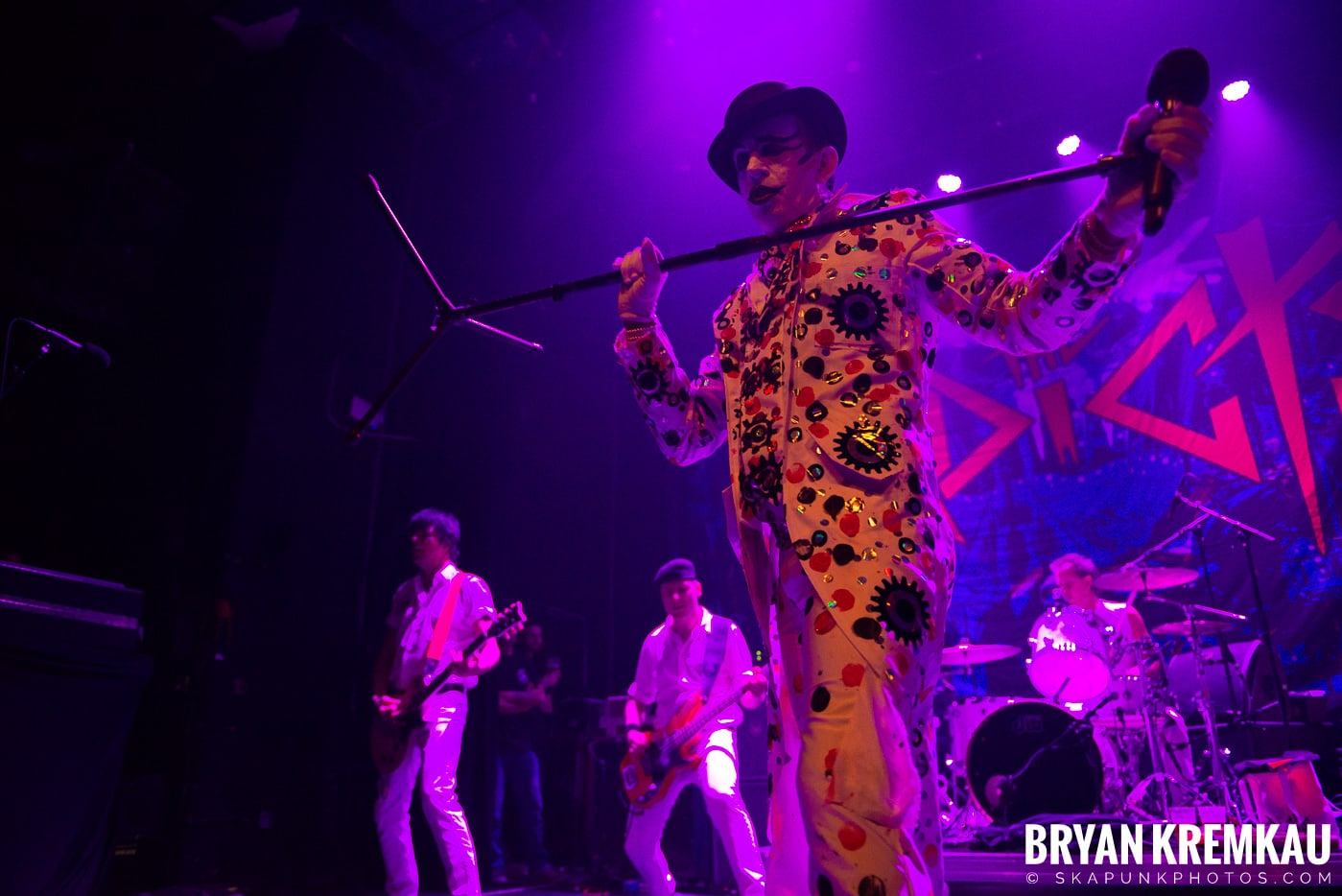 The Adicts @ Gramercy Theatre, NYC - 1.16.20 (51)