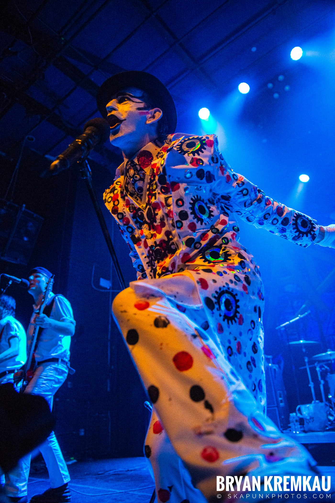 The Adicts @ Gramercy Theatre, NYC - 1.16.20 (47)