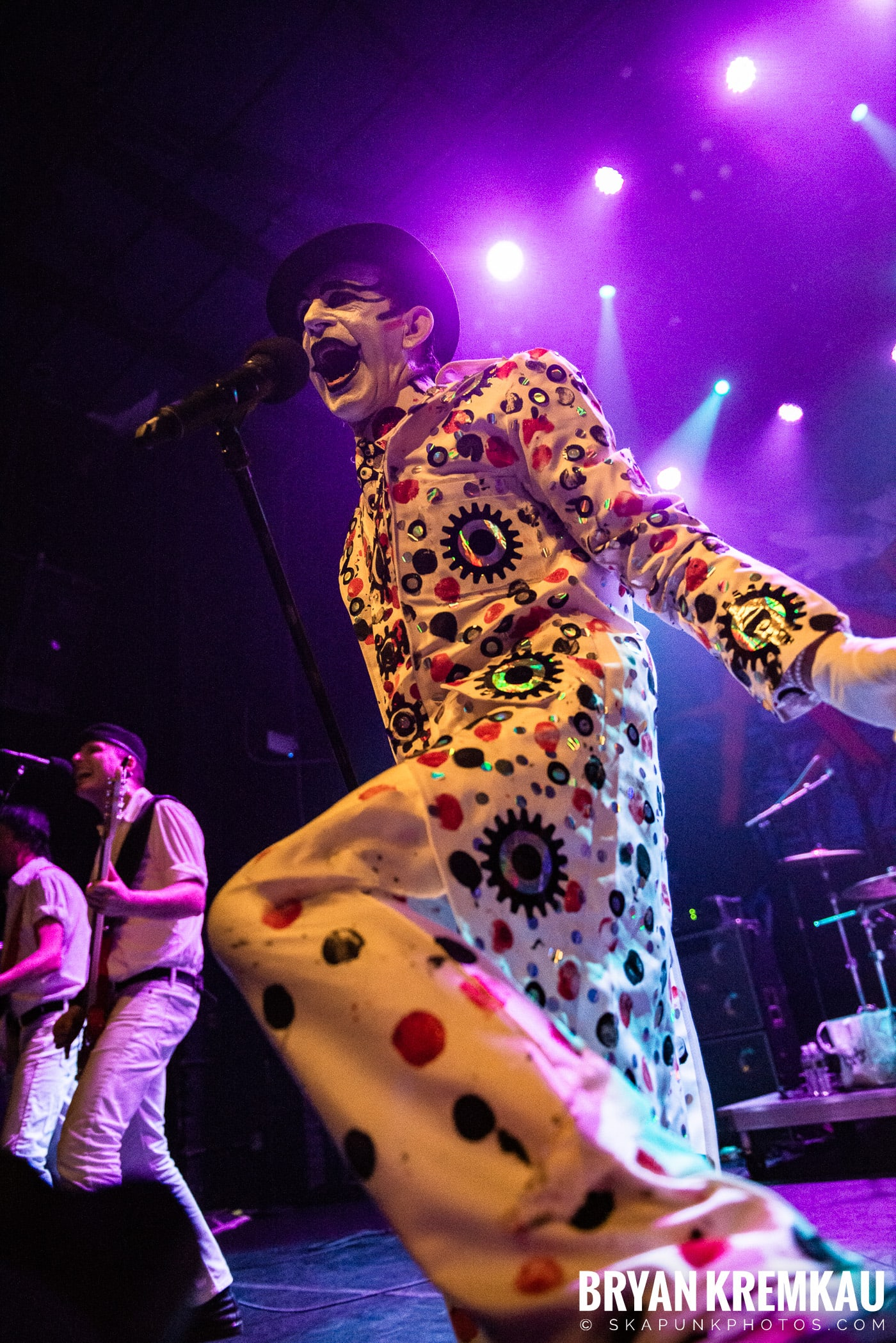 The Adicts @ Gramercy Theatre, NYC - 1.16.20 (46)