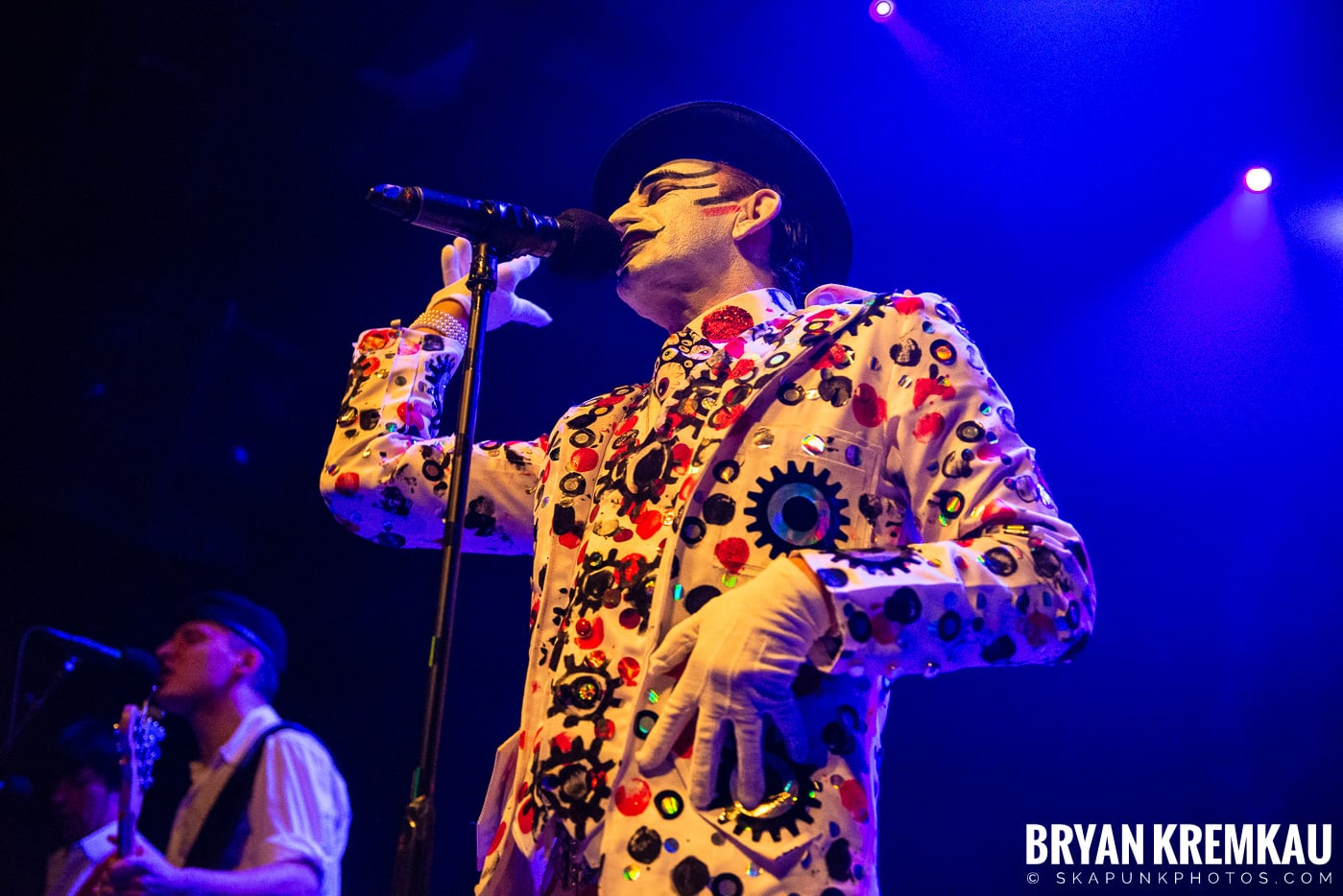 The Adicts @ Gramercy Theatre, NYC - 1.16.20 (42)
