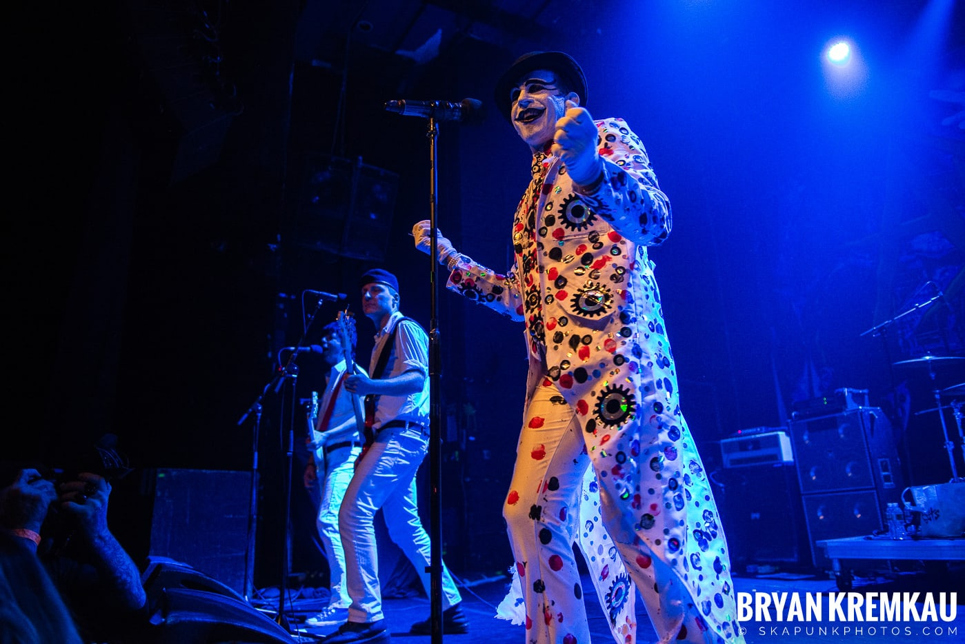 The Adicts @ Gramercy Theatre, NYC - 1.16.20 (41)