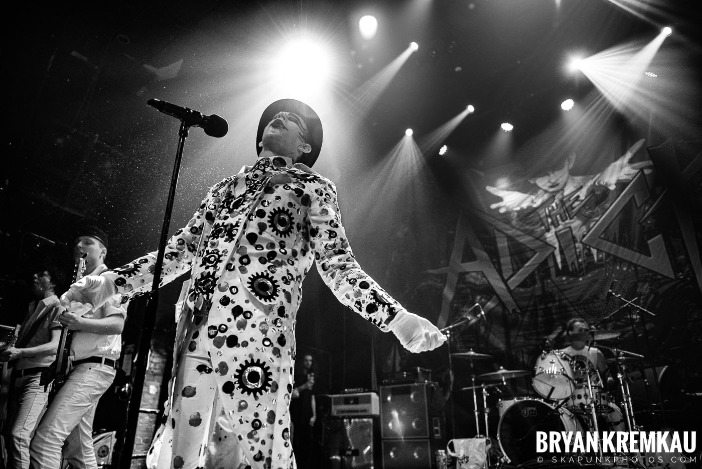 The Adicts @ Gramercy Theatre, NYC - 1.16.20 (38)
