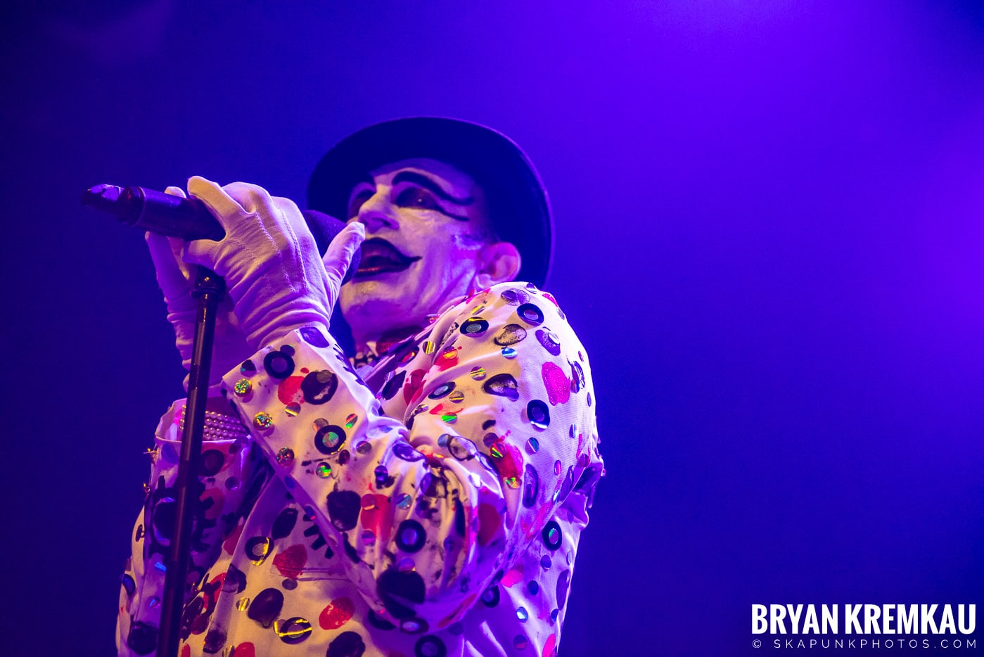 The Adicts @ Gramercy Theatre, NYC - 1.16.20 (37)